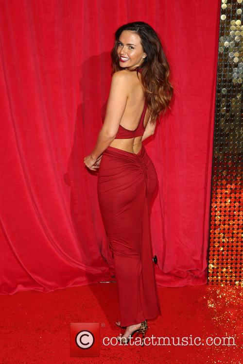 jennifer metcalfe the british soap awards 2014 4213105
