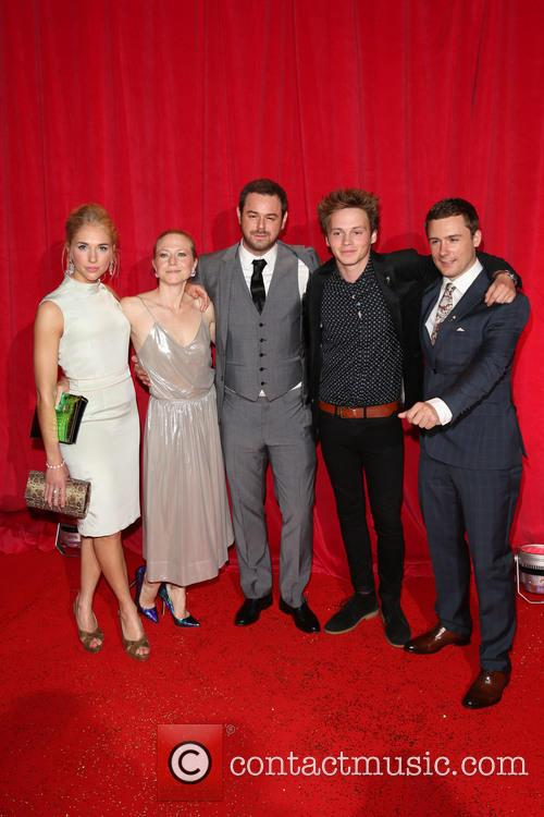 Maddy Hill, Danny-boy Hatchard, Danny Dyer, Sam Strike and Kellie Bright