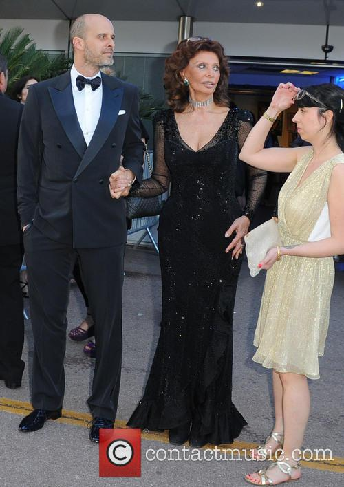 Sophia Loren and Edoardo Ponti 5