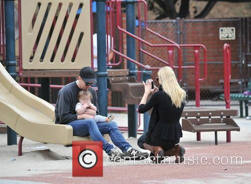 Jaime King and James Knight Newman 9