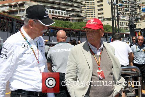 Monaco Formula One Grand Prix 2014