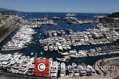 Formula One and Monaco City View - Yachts In The Harbor - Luxury Yachts - 6