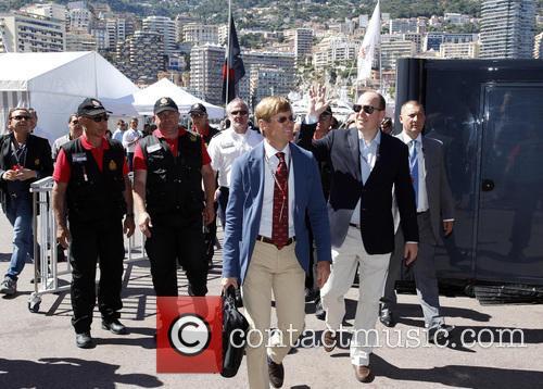 Formula One and Prince Albert Ii De Monaco 2