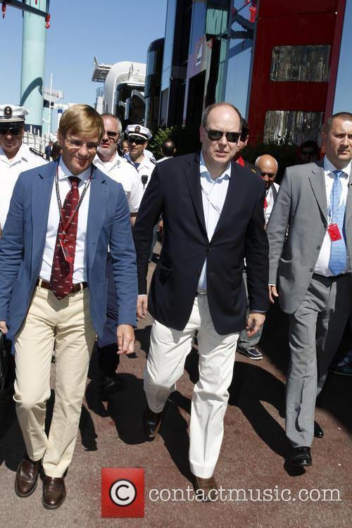 Formula One and Prince Albert Ii De Monaco 9