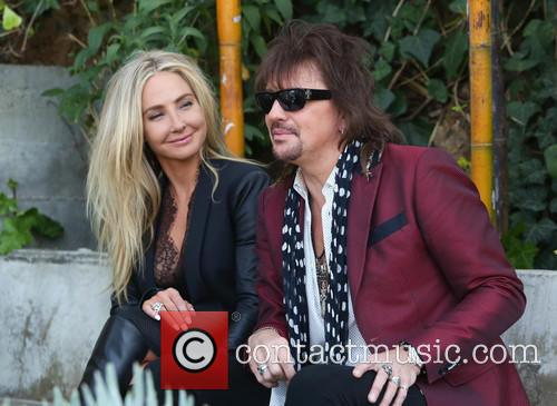 Richie Sambora and Nikki Lund interviewed by Terri...
