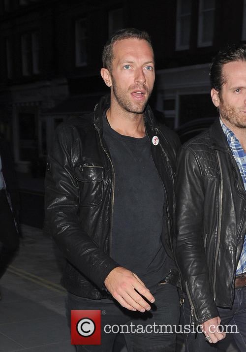 Chris Martin and Emily Blunt among celebrities spotted...