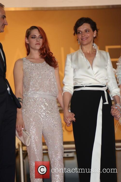 Kristen Stewart, Juliette Binoche