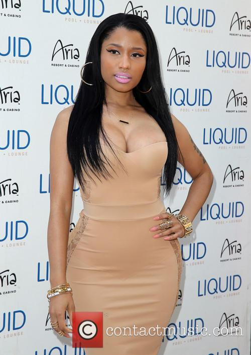 Nicki Minaj hosts Memorial Day celebration at Liquid...