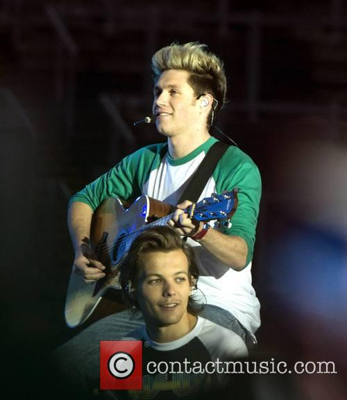 One Direction Play Croke Park Dublin
