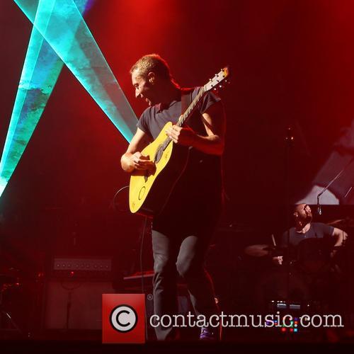 Chris Martin, Glasgow Green