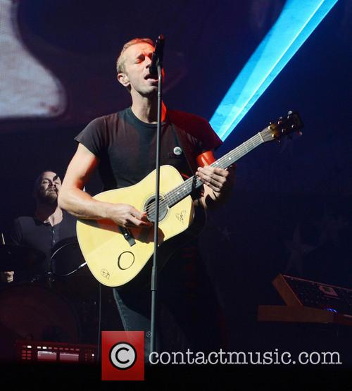Chris Martin and Coldplay 5