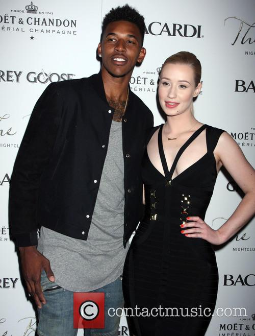 Iggy Azalea and Nick Young 5