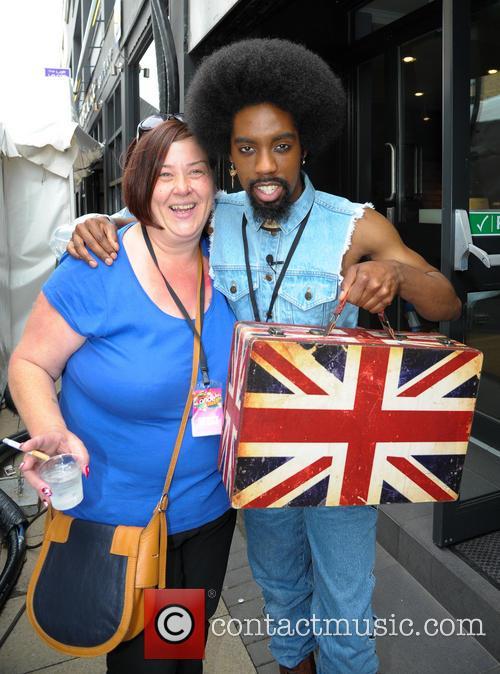 Birmingham Pride 2014 - Day 2