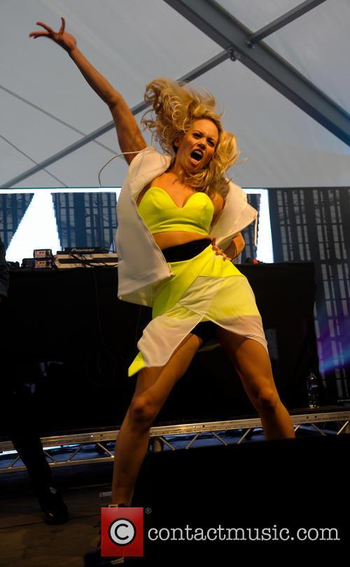 Kimberly Wyatt At Pride Birmingham 2014