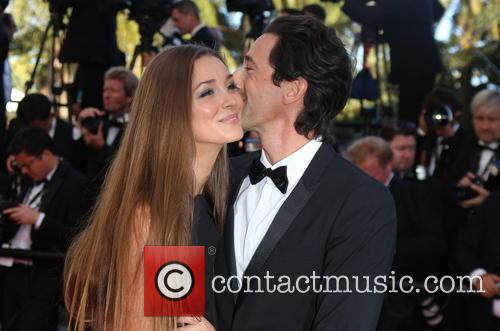 Adrien Brody and His Girlfriend Lara Lieto 2