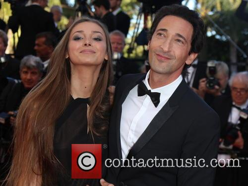 Adrien Brody and His Girlfriend Lara Lieto 1