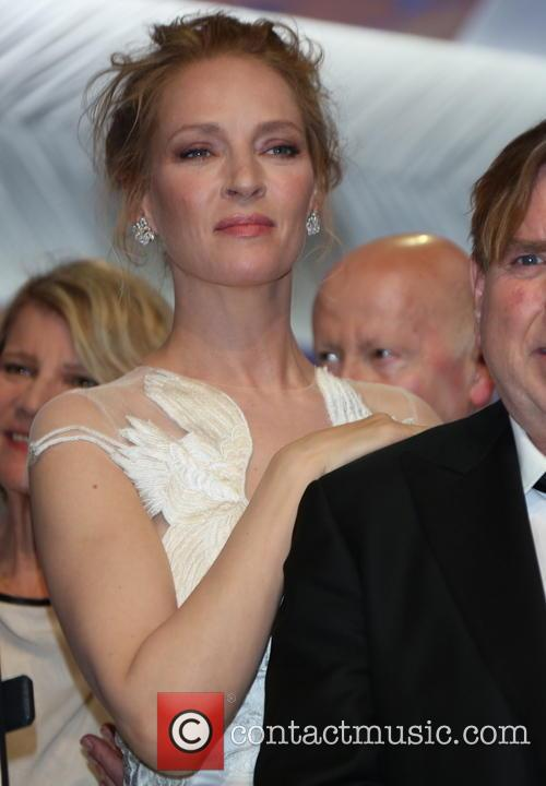 Uma Thurman, Cannes Film Festival