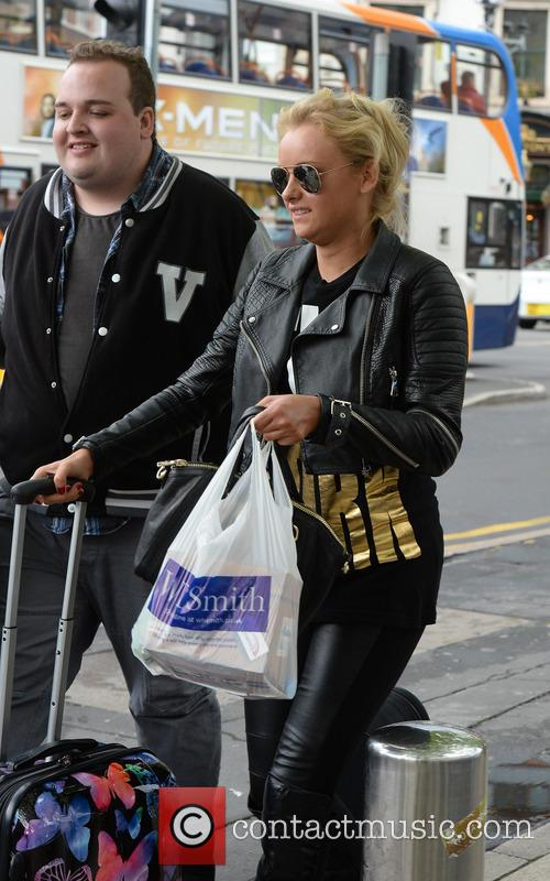 Coronation Street and Katie Mcglynn 3