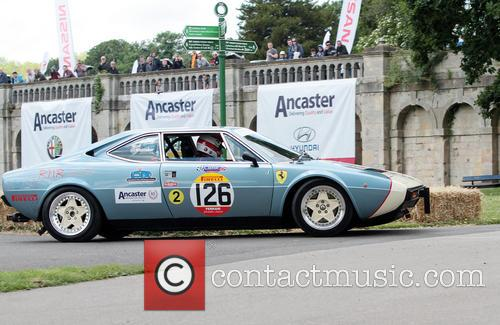Motor Sport at the Palace 2014