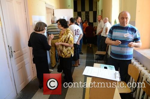 Bulgaria vote in the European Parliament elections
