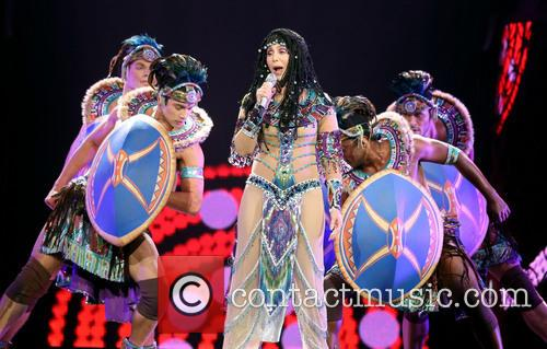 cher cher in concert at mgm grand 4214547