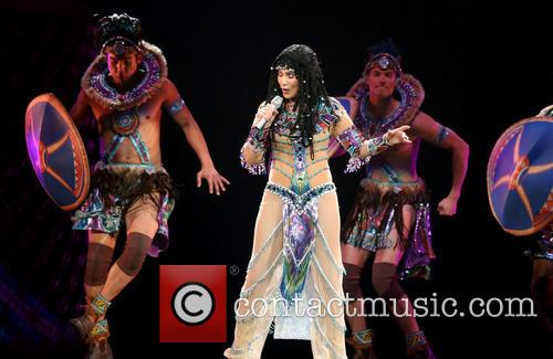 Cher, MGM Grand Garden Arena