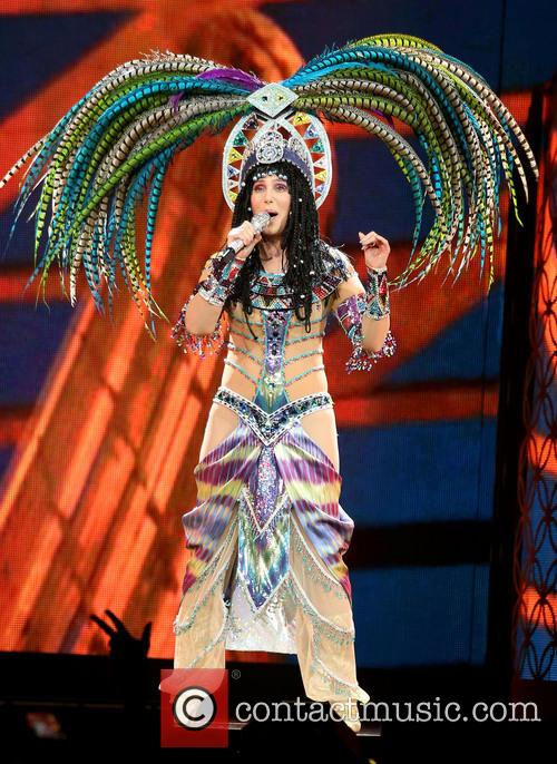 cher cher in concert at mgm grand 4214565