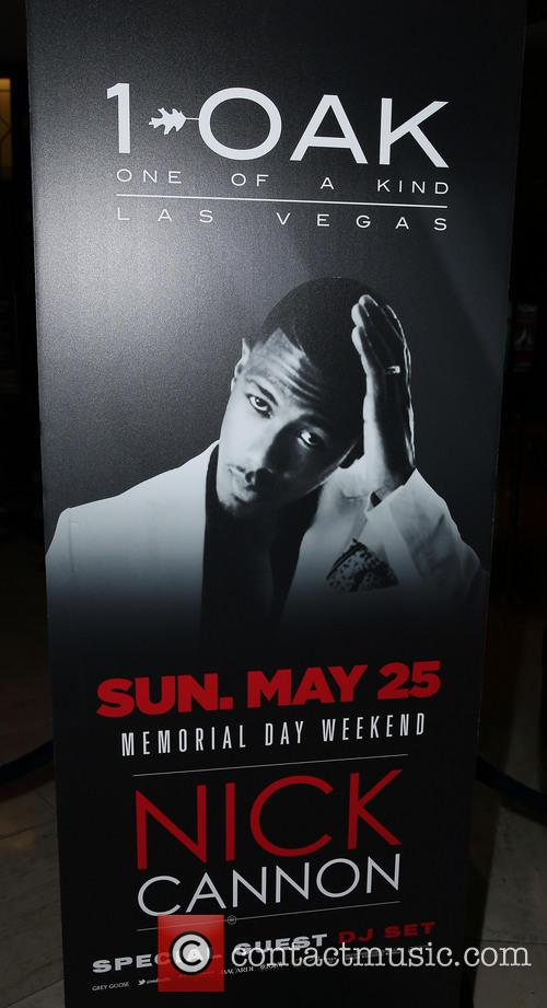 Nick Cannon Memorial Day weekend celebration