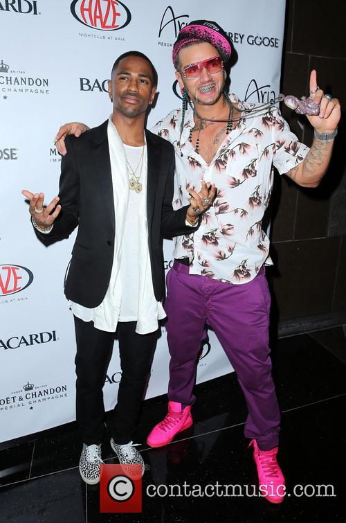 Big Sean and Riff Raff 10