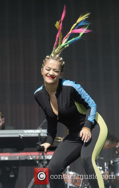 Rita Ora 50