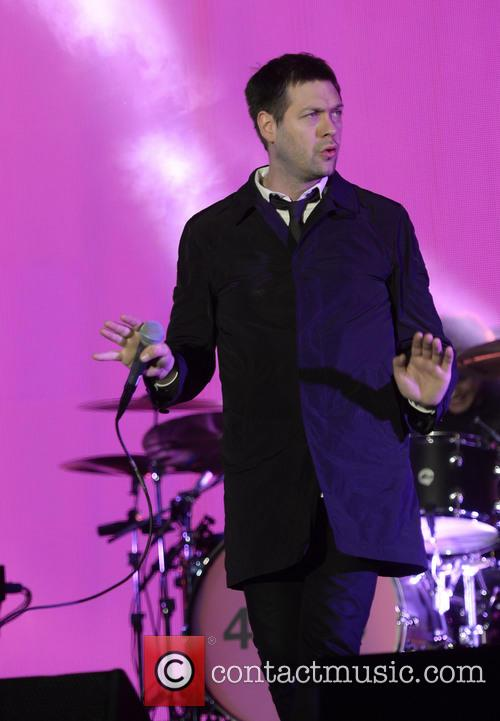 Kasabian and Tom Meighan 3