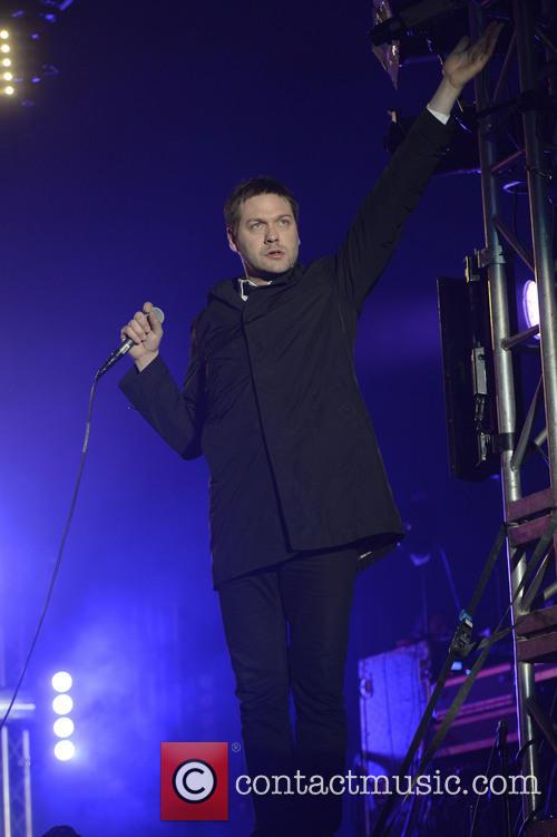 Kasabian and Tom Meighan 5