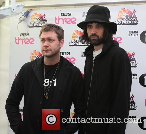 Tom Meighan, Serge Pizzorno and Kasabian 2