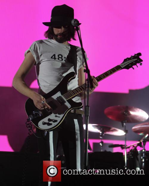 Serge Pizzorno and Kasabian 1