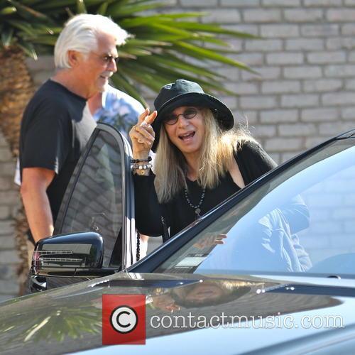 Barbra Streisand and James Brolin 4