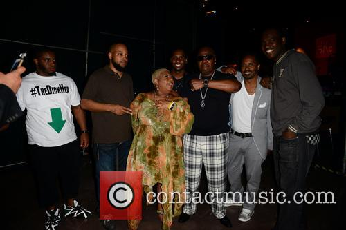 Fat, Funny, Chad Thomas, Luenell, Guest, Earthquake, Special K and George W