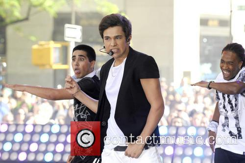 austin mahone austin mahone performing on the 4215763