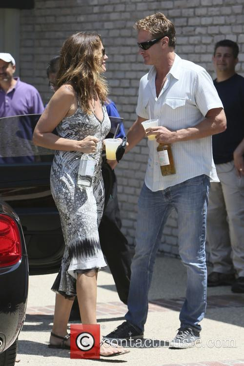 Cindy Crawford and Rande Gerber 3