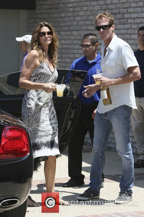 Cindy Crawford and Rande Gerber 10