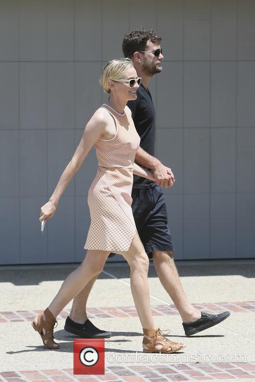 Diane Kruger and Joshua Jackson 1