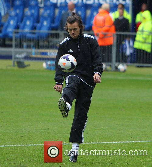 One Direction football match