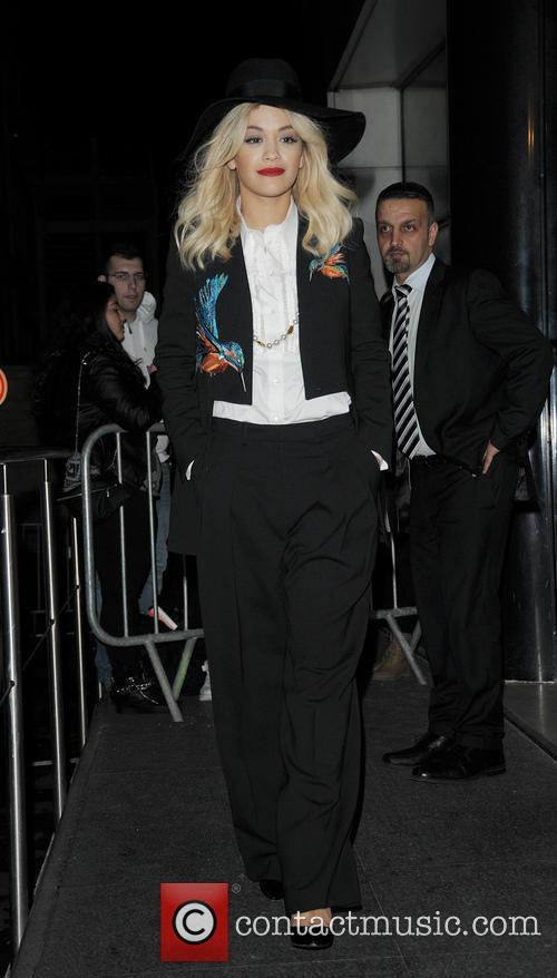 Rita Ora, NRJ Radio