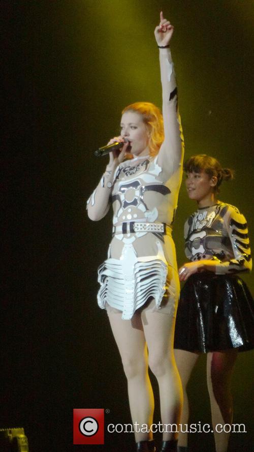 Icona Pop and Caroline Hjelt 8