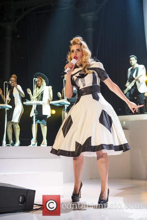 Paloma Faith In Concert