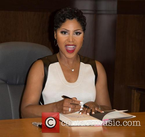 Toni Braxton book signing for 'Unbreak My Heart:...