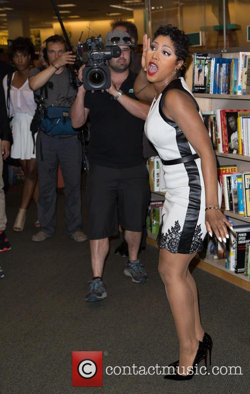 Toni Braxton, Barnes & Noble at The Grove