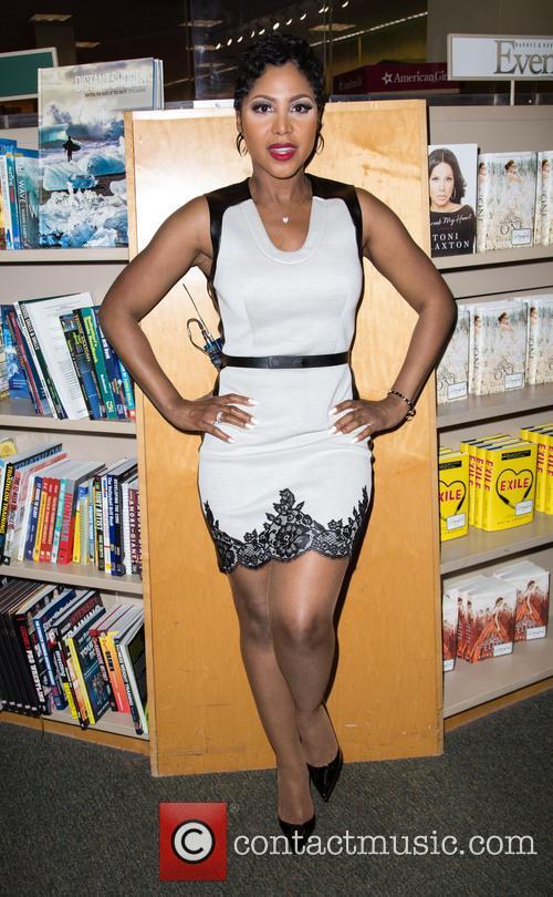 Toni Braxton, Barnes & Noble at The Grove