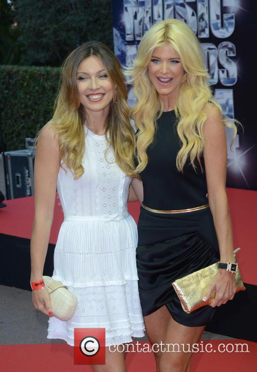 Victoria Silvstedt and Veronica Silvstedt 7