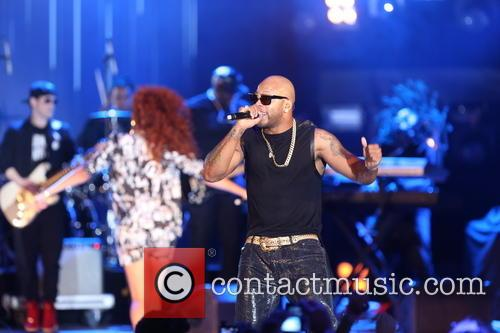 Flo-rida and Natalie De Rose 6