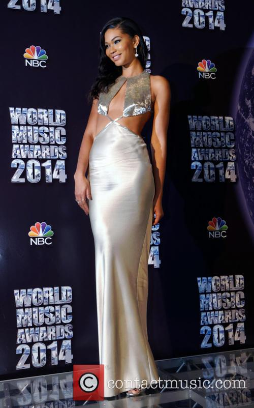 chanel iman the 2014 world music awards 4217560